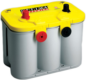 Optima D34 Automotive YellowTop Deep Cycle Battery