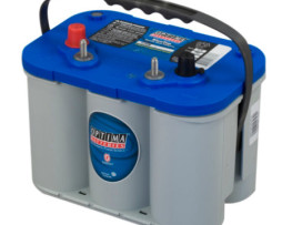Optima D34M Marine BlueTop Deep Cycle Battery