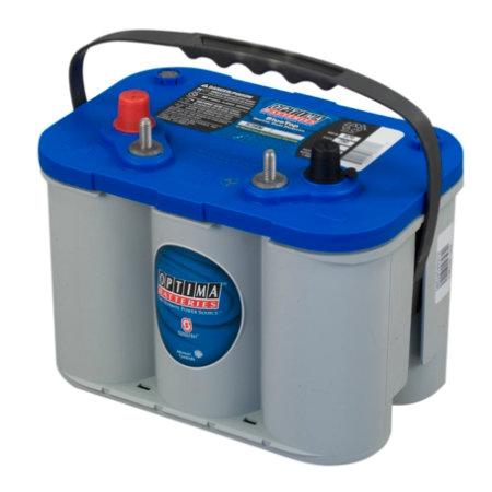 Optima D34M Marine BlueTop Deep Cycle Battery