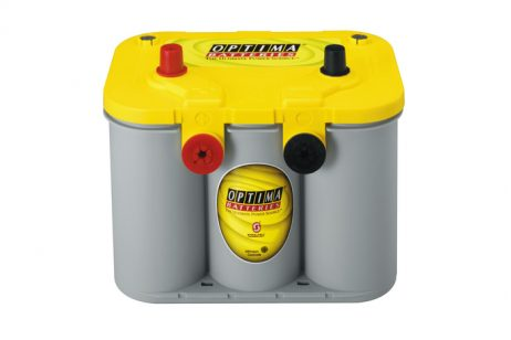 Optima D34/78 Automotive YellowTop Deep Cycle Battery.