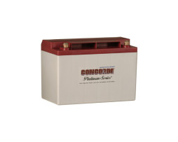 CONCORDE RG-35 AXC AIRCRAFT BATTERY