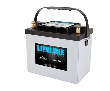 Lifeline GPL-24T Deep Cycle Marine Battery