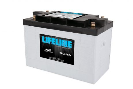 Lifeline GPL-31T Deep Cycle Marine Battery