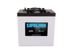 LIFELINE GPL-4CT DEEP CYCLE MARINE BATTERY