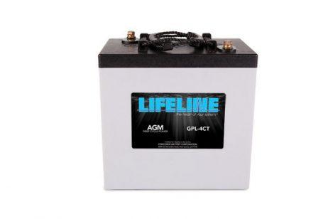 LIFELINE GPL-4CT DEEP CYCLE MARINE BATTERY