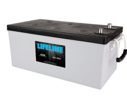 LIFELINE GPL-8DA DEEP CYCLE MARINE BATTERY