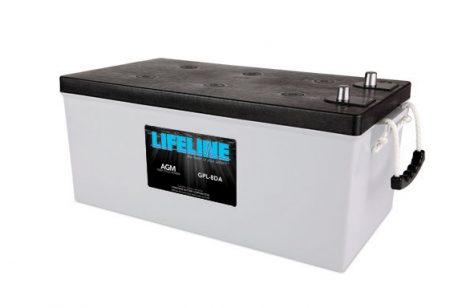 LIFELINE GPL-8DA DEEP CYCLE MARINE BATTERY