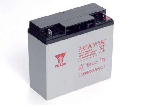 EnerSys 12v 18Ah Rechargeable SLA Battery NP18-12