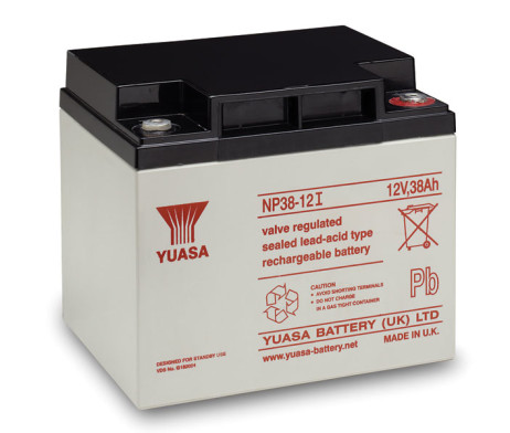 EnerSys 12v 38Ah Rechargeable SLA Battery (NP38-12)