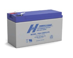 Power-Sonic 12v 8.5Ah Rechargeable SLA Battery PSH-1280 FR