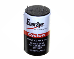 Hawker Cyclon 0800-0004 X Cell 2V 5Ah Battery