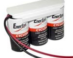 HAWKER / ENERSYS CYCLON 1X3 6V 5Ah WL BATTERY 0800-0103
