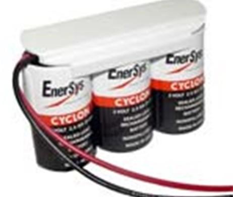 HAWKER / ENERSYS CYCLON 1X3 6V 5Ah WL BATTERY 0800-0103