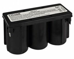 HAWKER / ENERSYS CYCLON MONOBLOC 6V 5Ah BATTERY (0809-0012)
