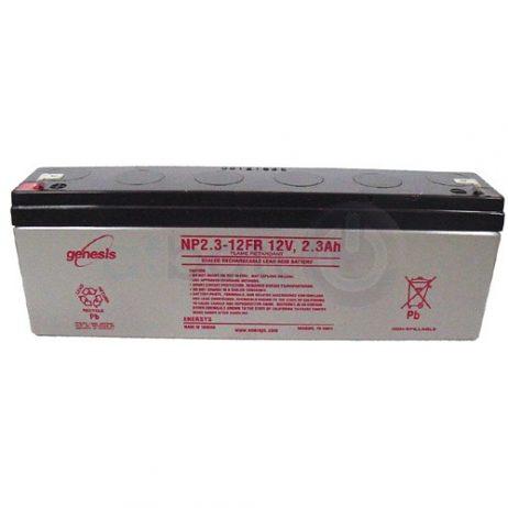 EnerSys 12v 2.3Ah Rechargeable SLA Battery NP2.3-12