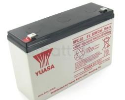 EnerSys 6v 13Ah Rechargeable SLA Battery (NPX-50)