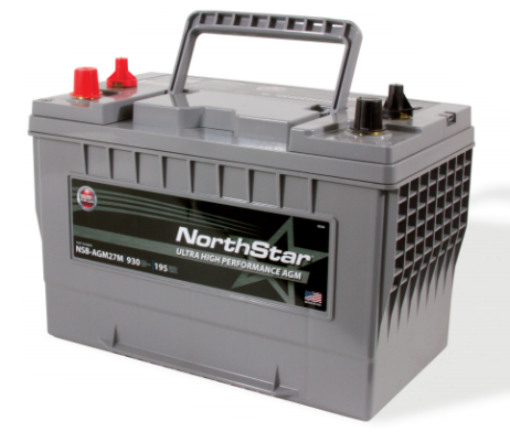 northstar-marine-nsb-agm27m-battery