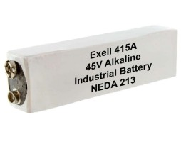 Exell 415 Alkaline Battery
