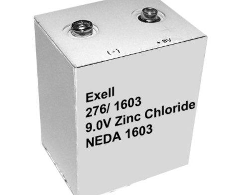exell 276 battery