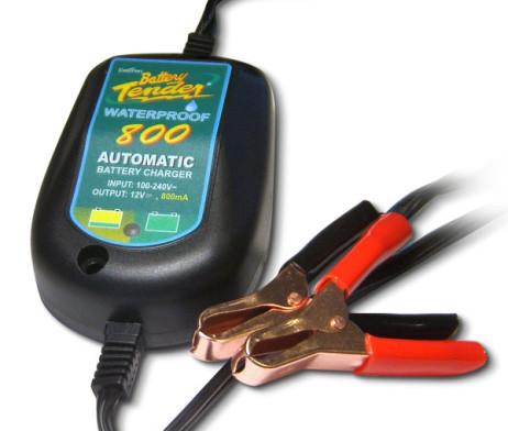Battery Tender Waterproof 800 #022-0150 Charger