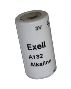 exell pc132a alkaline battery