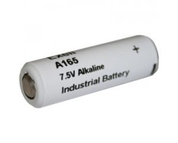 exell pc165a alkaline battery