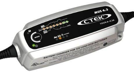 ctek MUS 4.3 battery charger
