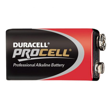 Duracell Procell 9V battery