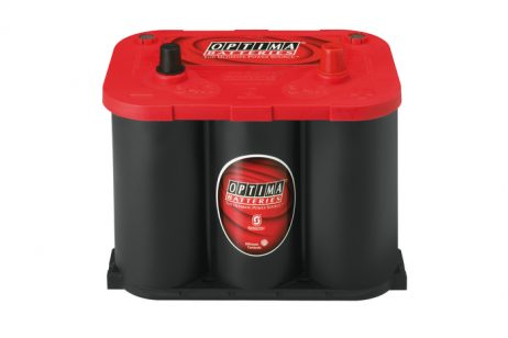 Optima 34R Automotive RedTop Reversed Post Battery