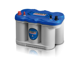 Optima D27M Marine BlueTop Battery