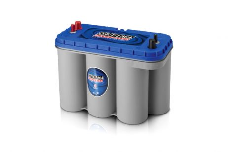 Optima D31M Marine BlueTop Battery