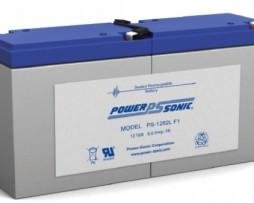 PS-1282L Power-Sonic 12v 9Ah Rechargeable SLA Battery
