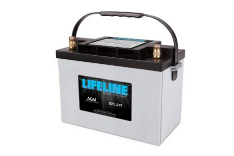 LIFELINE GPL-27T DEEP CYCLE MARINE BATTERY