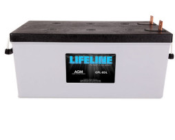 LIFELINE GPL-8DL DEEP CYCLE MARINE BATTERY