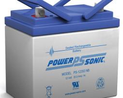 Power-Sonic 12v 35Ah Rechargeable SLA Battery PS-12350
