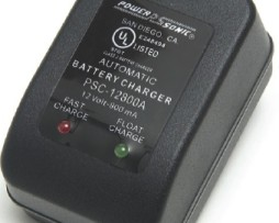 Power-Sonic 12 Volt .8Ah charger, PSC-12800A