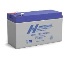 Power-Sonic 12v 8.5Ah Rechargeable SLA Battery PSH-1280 FR