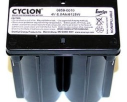 HAWKER / ENERSYS MONOBLOC 4V 8Ah SLA BATTERY