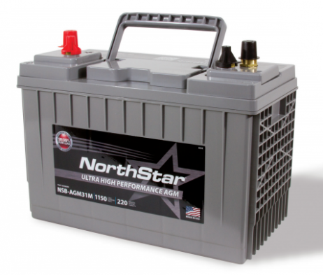 northstar-marine-nsb-agm31m-battery