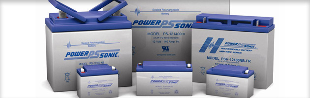power-sonic batteries