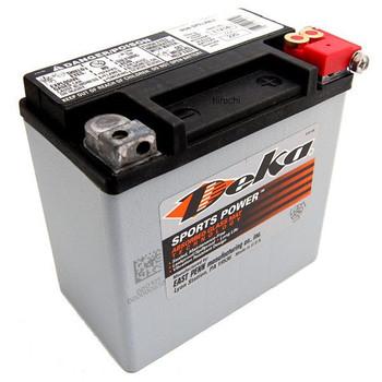 Deka ETX14L AGM Motorcycle Battery
