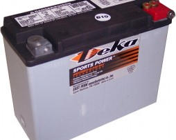 Deka ETX18L 12V 18AH AGM Motorcycle Battery