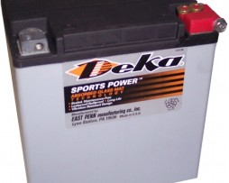 Deka ETX30L 12V 26AH AGM Motorcycle Battery